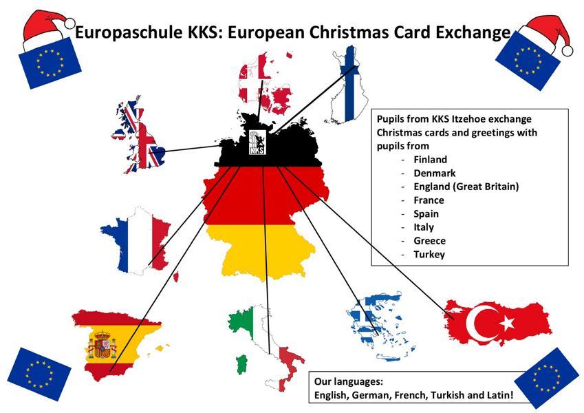 Hyvää joulua! Mutlu Noeller! - Weihnachtsgrüße aus Europa ...